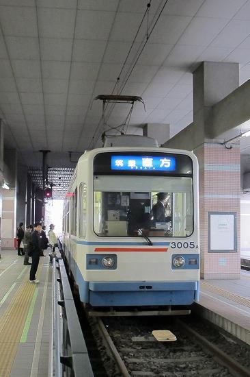 久しぶりのチンチン電車.jpg